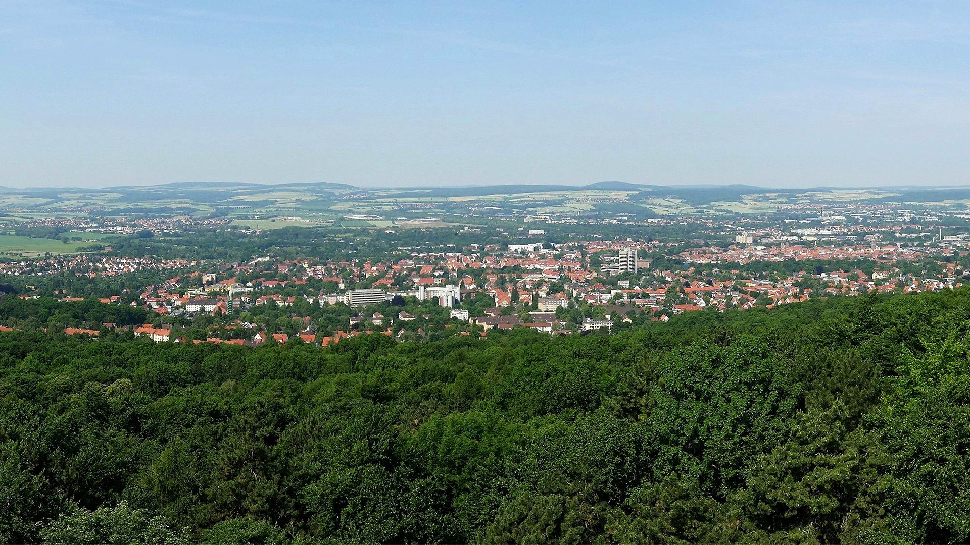 SCHUMANN Goettingen Panorama