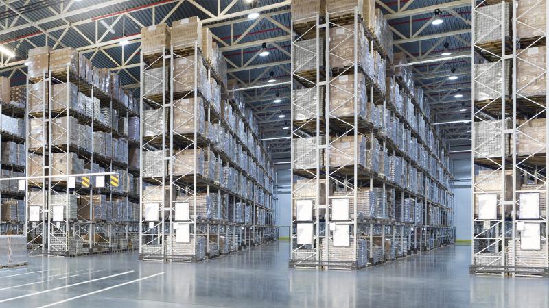 Industrie Handel Baustoffhandel