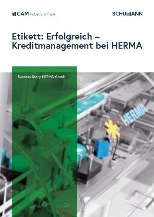 Kreditmanagement bei HERMA