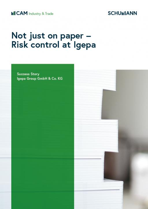 Igepa credit management software