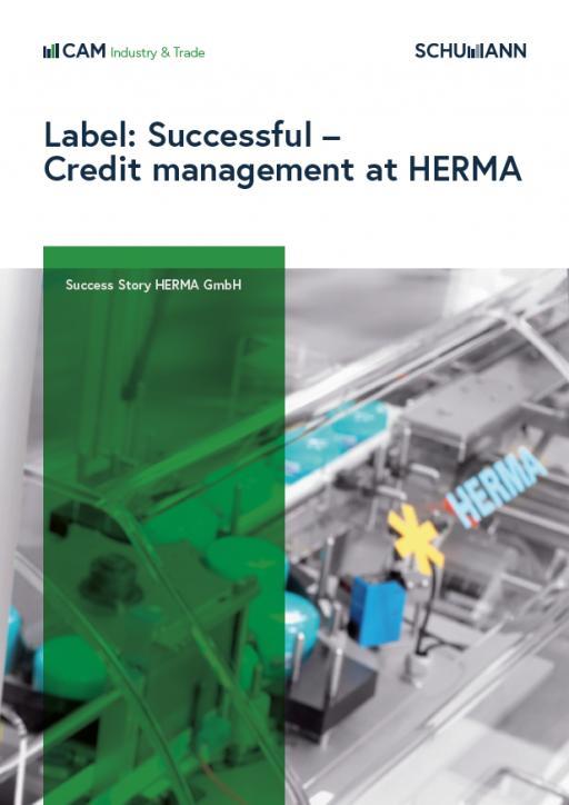 Herma credit management software sap