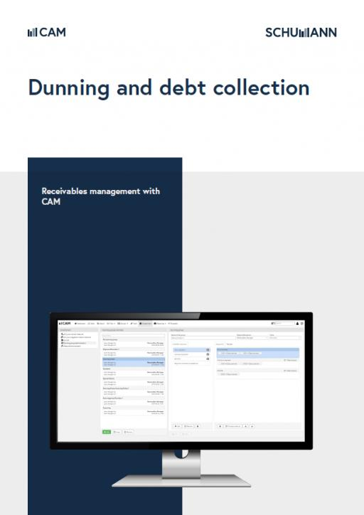 Dunning debt collection