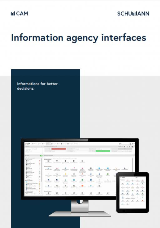 Information agency interfaces