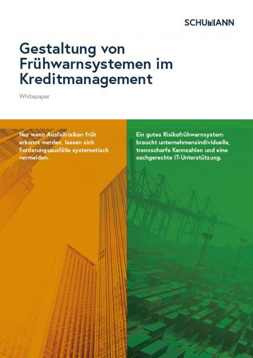 Whitepaper: Gestaltung von Fruehwarnsystemen im Kreditmanagement