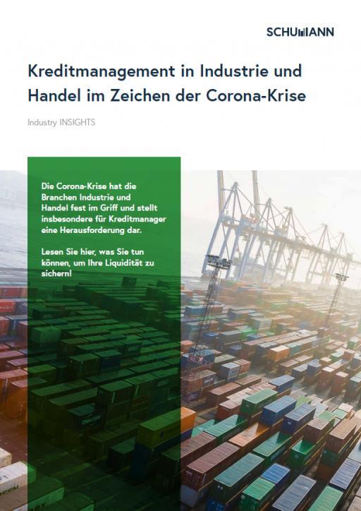 Industry Insight: Kreditmanagement in Industrie und Handel im Zeichen der Corona-Krise