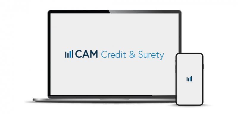 Logo CAM Credit Surety