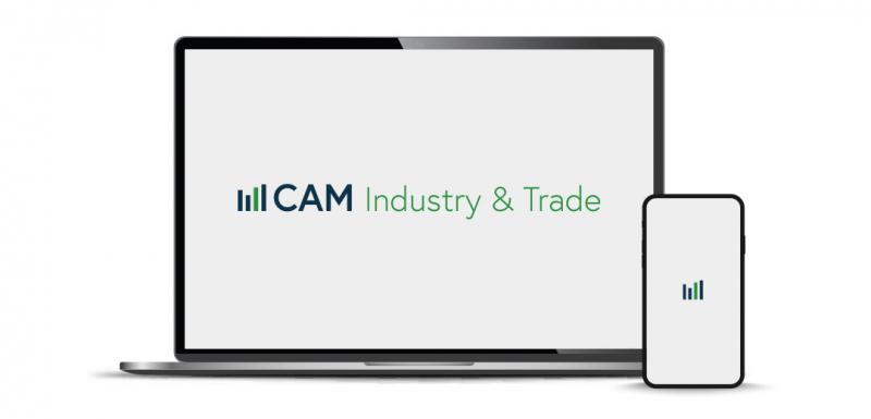 Logo CAM Industry Trade