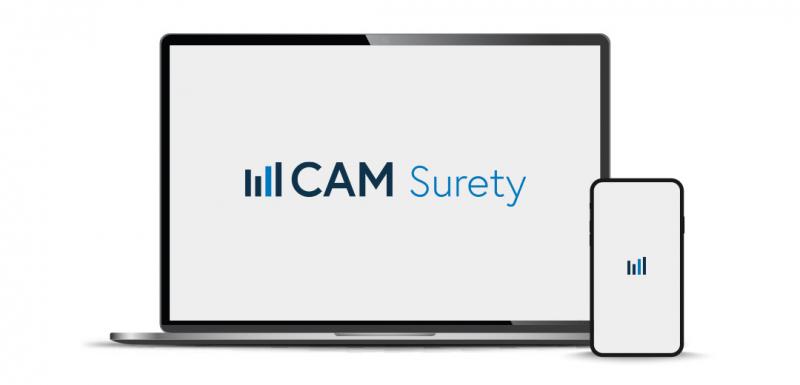 Logo CAM Surety